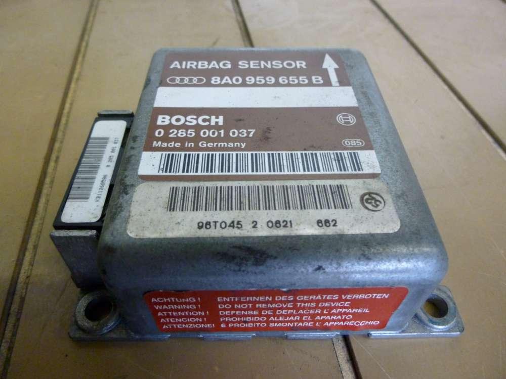 Orginal Steuergerät Airbag AUDI A4  8A0959655B