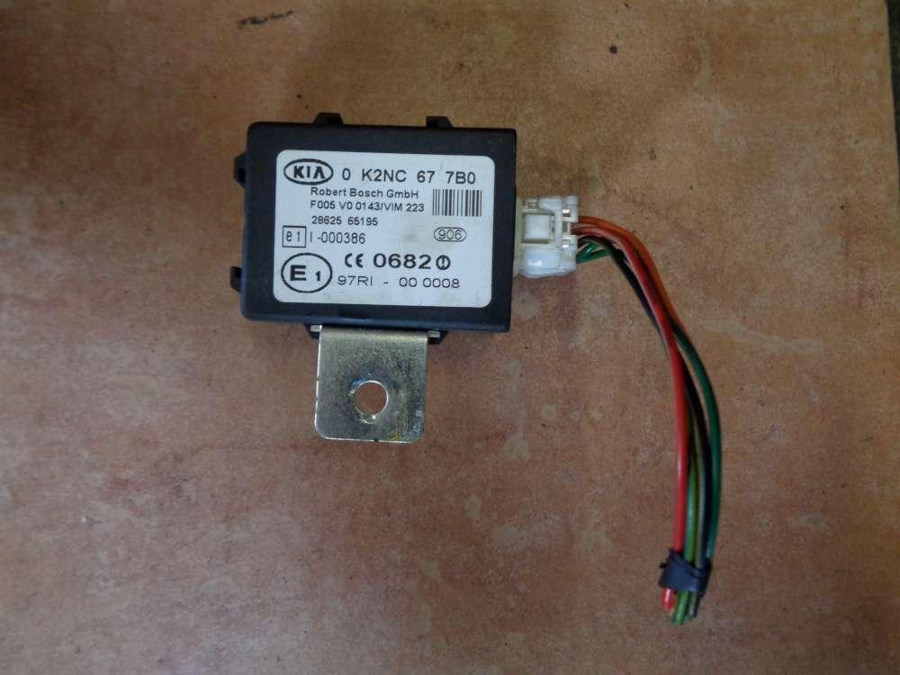KIA Carens II Bj:2003 Sorento Steuergerät Wegfahrsperre 0K2NC677B0