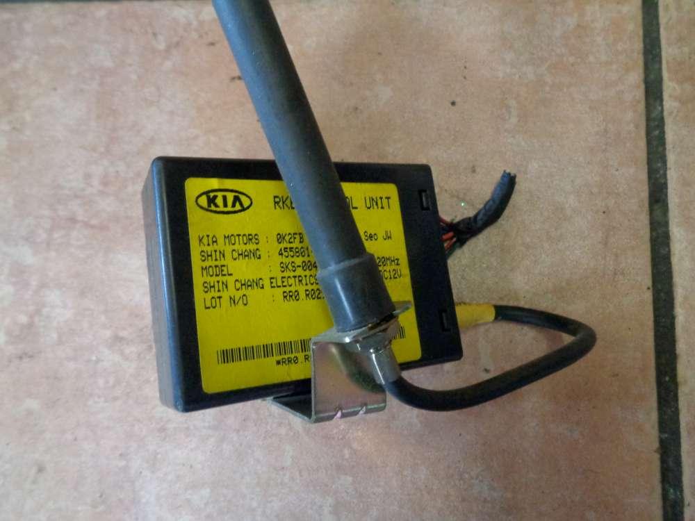 KIA Carens II Bj:2003 Steuergerät Zentralverriegelung ZV 0K2FB677R0