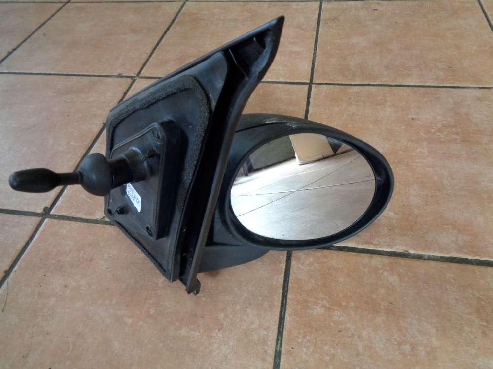Toyota Aygo Bj:2009 3Türer Außenspiegel manuell Rechts 87910-0H011
