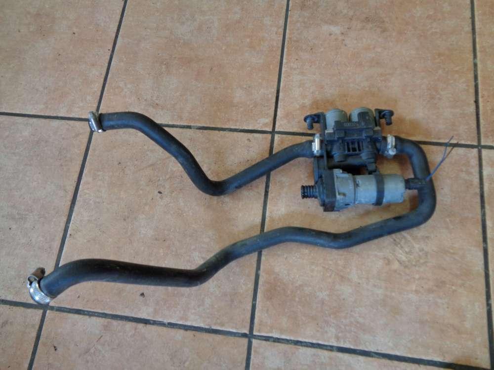 BMW 5er E39 Bj:2003 Wasserventil Heizungsventil mit Schlauch 8374994