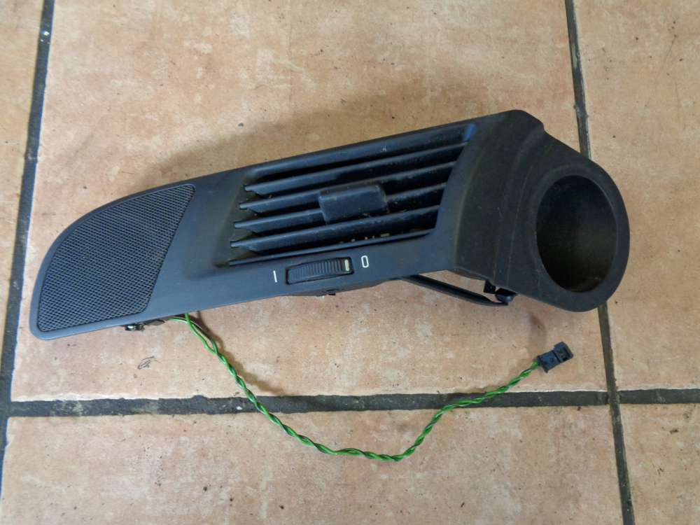 BMW 5er E39 Bj:2003 Frischluftgrill Luftdüse mit Lautsprecher Links 8391173 8352442