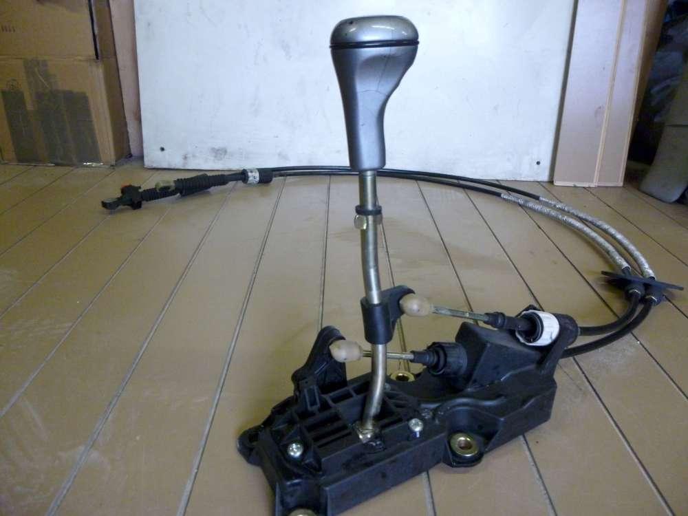 Ford Focus Orginal Bj02 Schaltknauf Schaltkulisse Schalthebel Seilzüge XS4R7K387