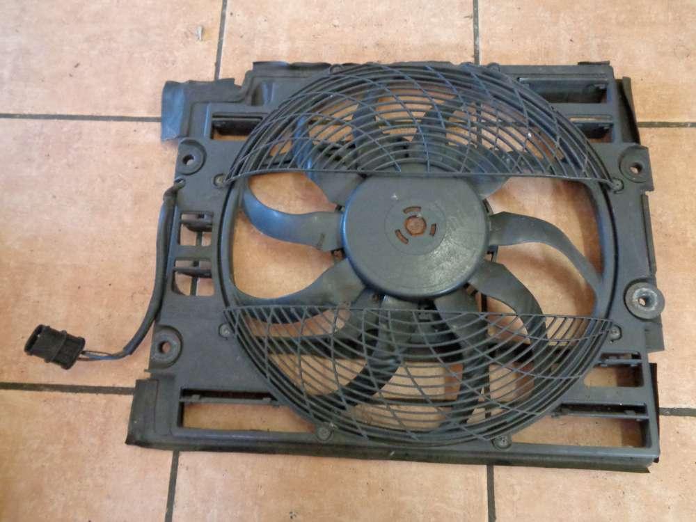 BMW 5er E39 Bj:2003 Klimalüfter Lüfter Motorkühlung 6454-6921946