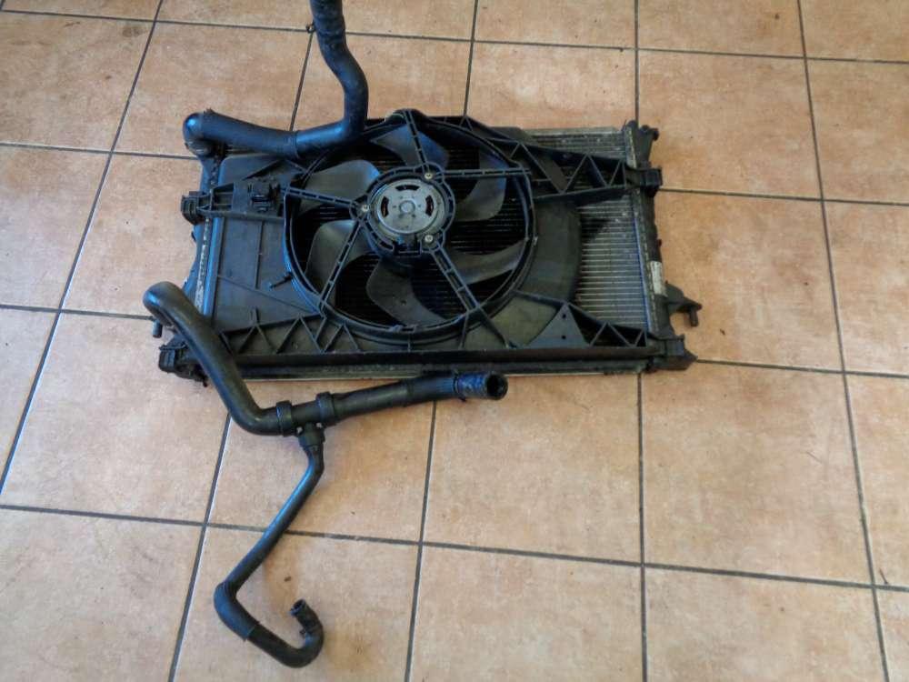 Renault Laguna II Kombi Bj:2003 Wasserkühler Motorkühler mit Schlauch 8200025635 8200008765