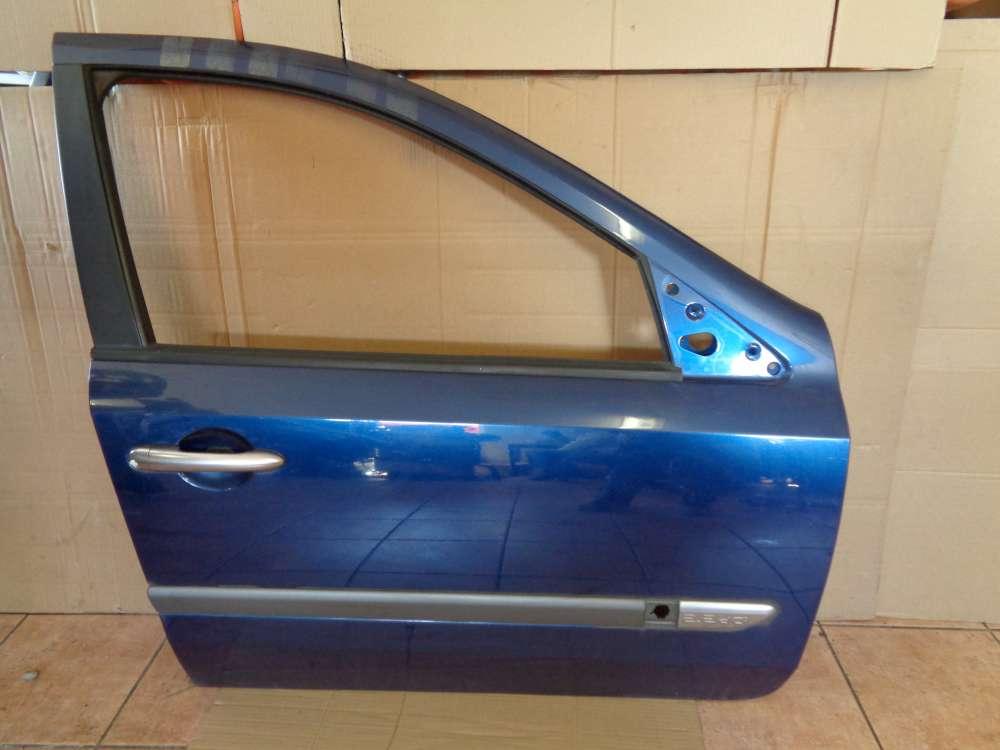 Renault Laguna II Kombi Bj:2003 Tür Vorne Rechts Blau Farbcode : TED44