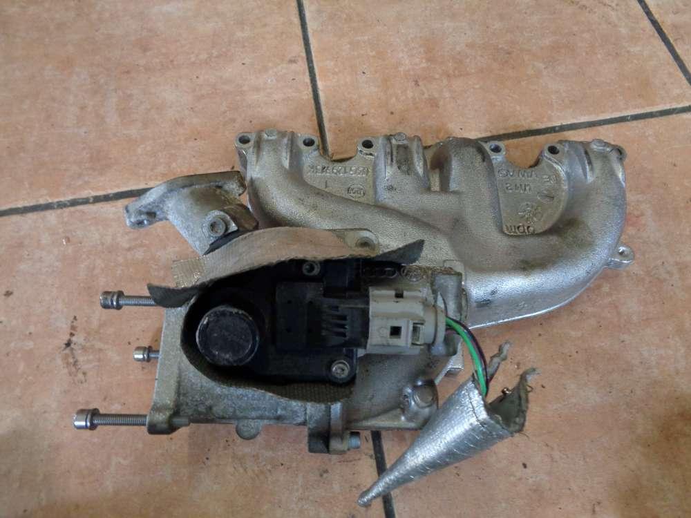 Seat Altea XL 5P Bj:2008 2,0 TDI BMM BMP Ansaugbrücke Drosselklappe 03G129713K