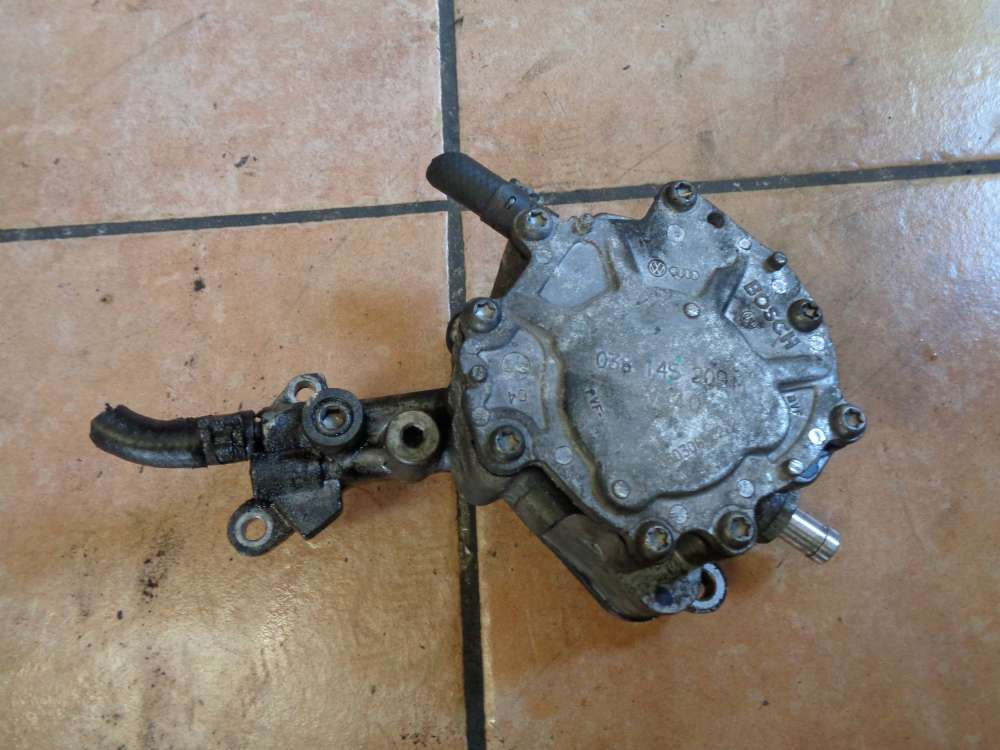 Seat Altea XL 5P Bj:2008 2.0 TDi Vakuumpumpe Unterdruckpumpe 038145209
