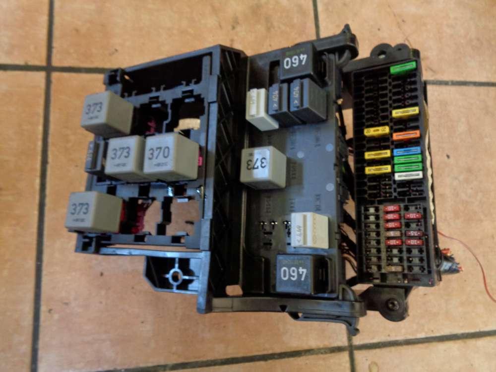 Seat Altea XL 5P Bj:2008 Sicherungskasten Sicherungsträger 1T1937503A