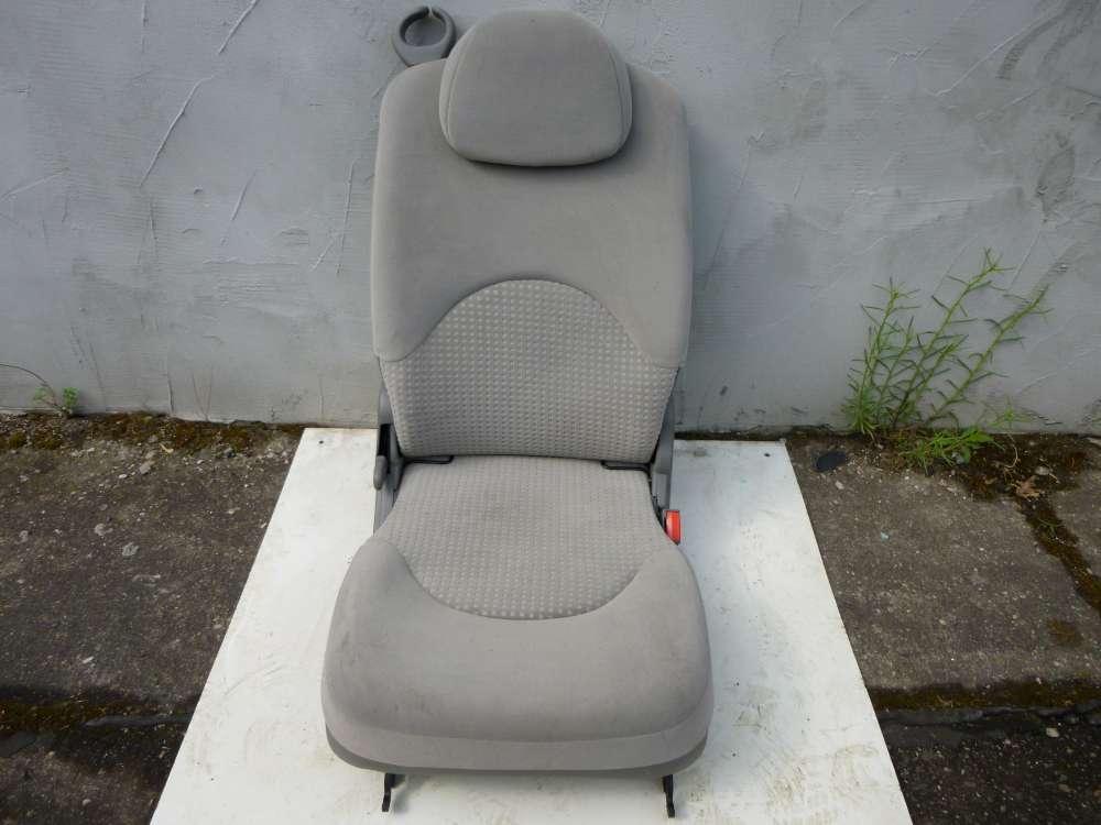 Citroen Xsara Picasso Bj 2001 Sitz hinten rechts Rücksitzbank rechts