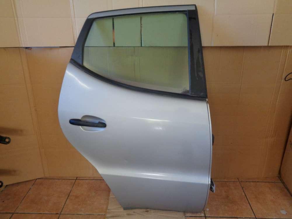 Mercedes A-Klasse W168 Bj:1998 5 Türer Tür Hinten Rechts silber Farbcode : 706