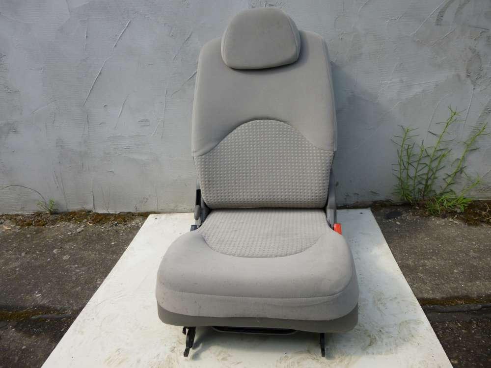 Citroen Xsara Picasso Bj.2001 Sitz hinten mittel Rücksitzbank mittel