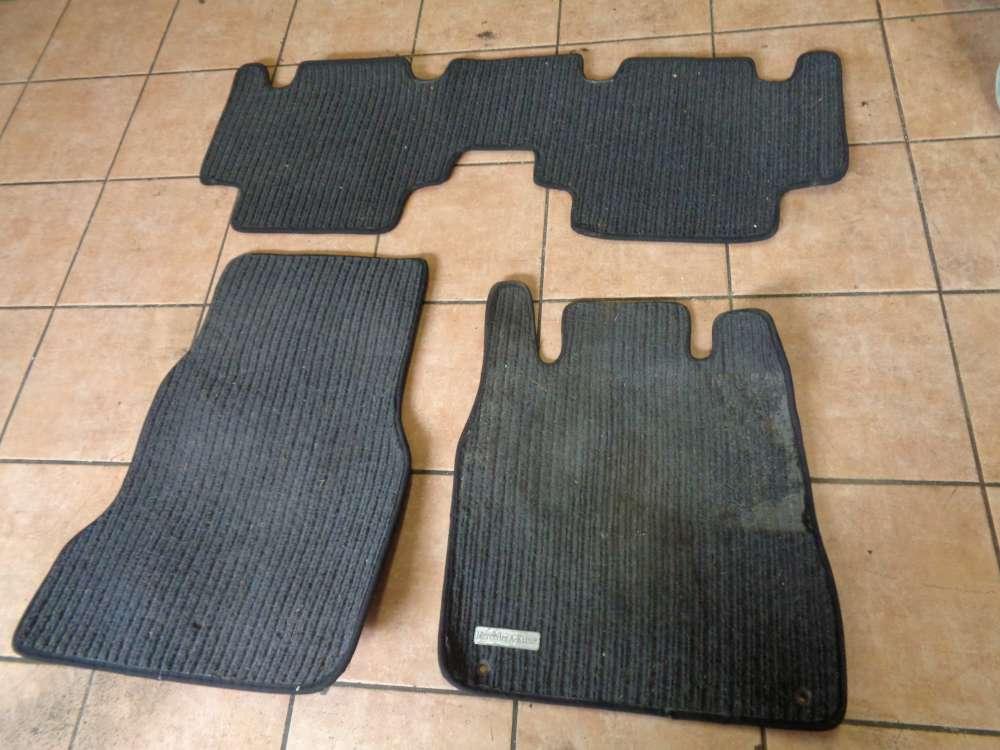 Mercedes A-Klasse W168 Bj:1998 Teppich Fußmatten