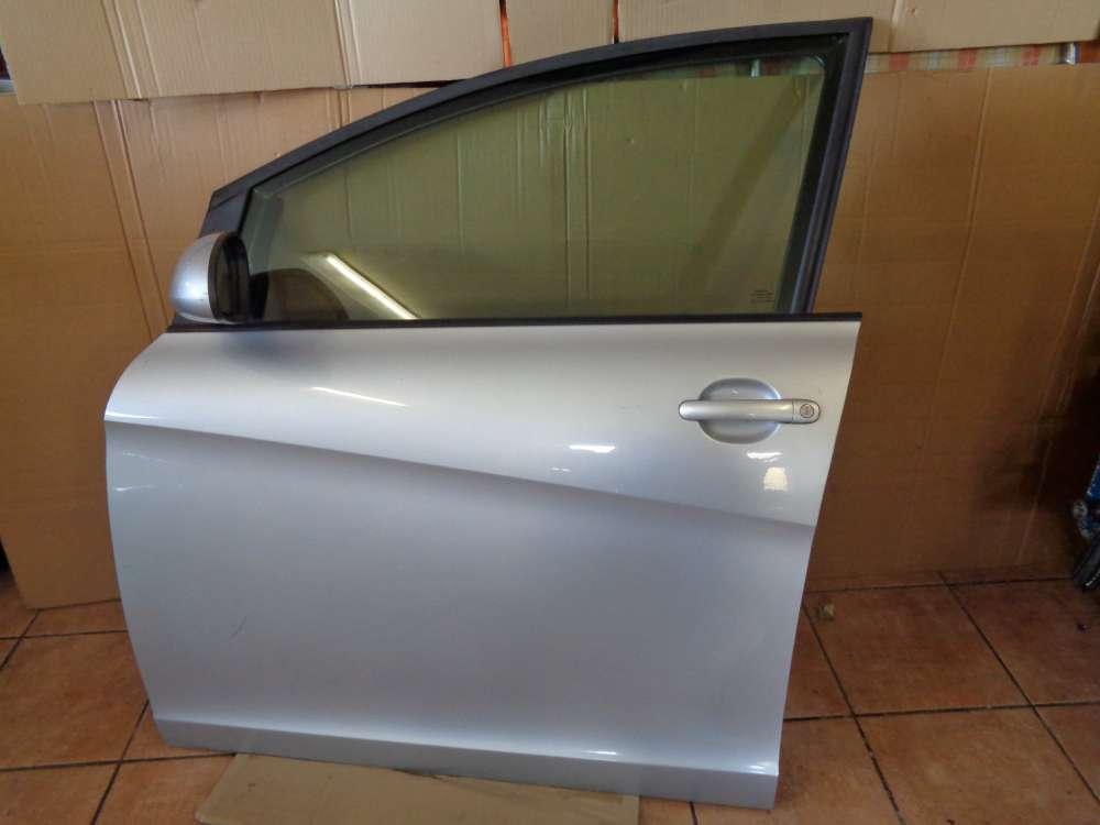Seat Altea 5P Bj:2007 Tür Vorne Links silber Farbecode : LS7Y