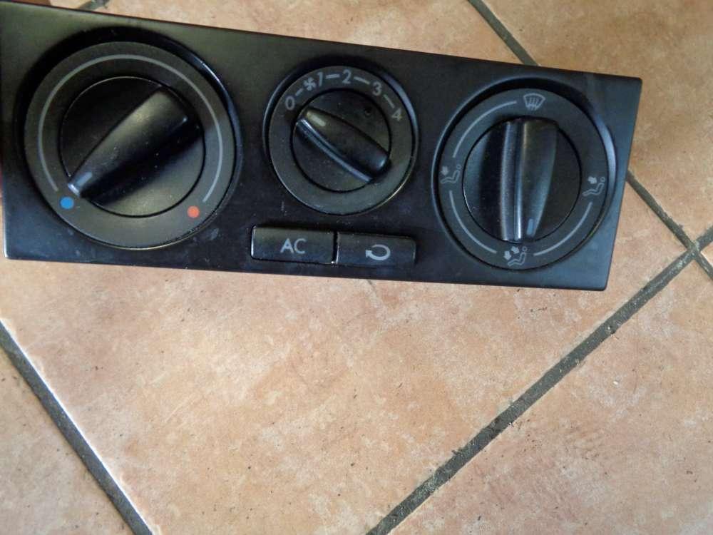 VW Golf 4 Klimabedienteil Heizungsbedienteil 1J0820045F