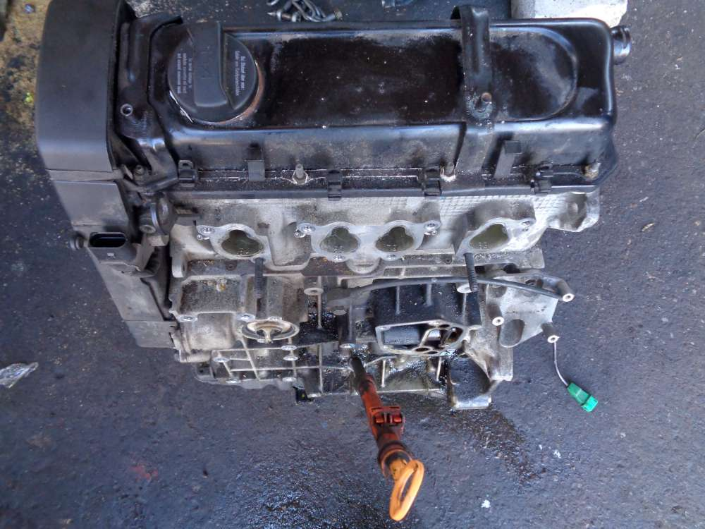 VW Passat Bj:2000 Motor ANA 155741 KM 06B103019H