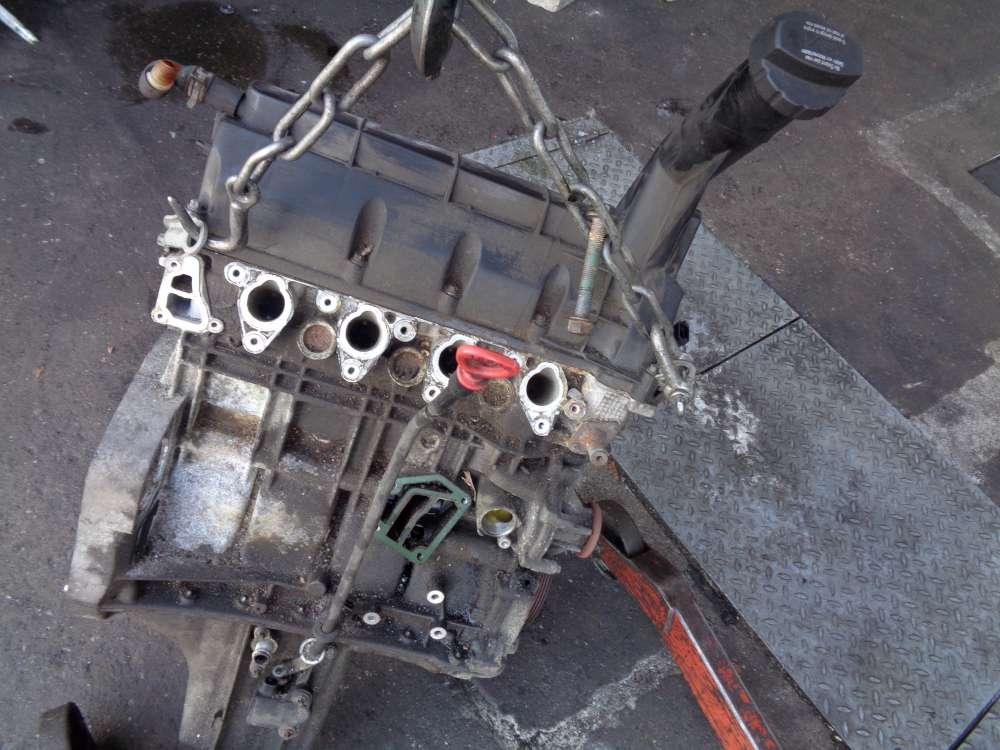 Mercedes A-Klasse W168 1,4L Bj:1998 Motor Motorblock Benzin A1660102