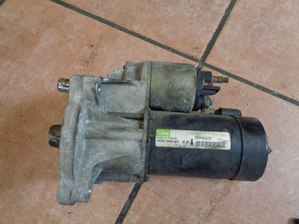 Peugeot 206 Bj:2000 Anlasser  09K90383AN Valeo