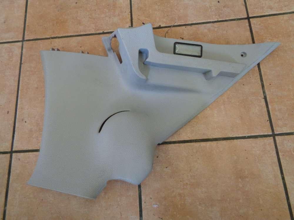 Peugeot 206 Bj:2000 C Säule Abdeckung Verkleidung Hinten Links 9625053877