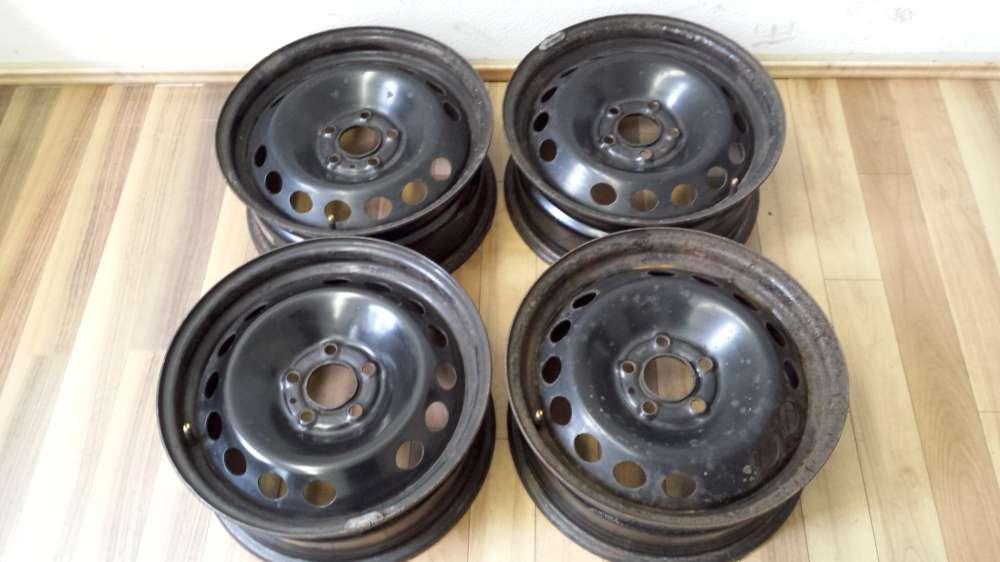 4 x Original Stahlfelgen für Volvo S70 V70 C70  6.5Jx16  ET:43  9173248