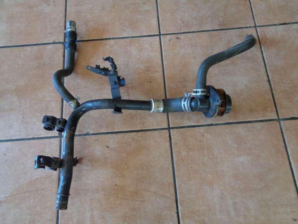 Peugeot 206 Bj:2000 Kühlwasserschlauch Wasserschlauch
