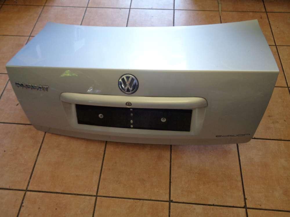 VW Passat 3B Limousine Bj:2000 Heckklappe Heckdeckel Silber Farbcode LB7Z