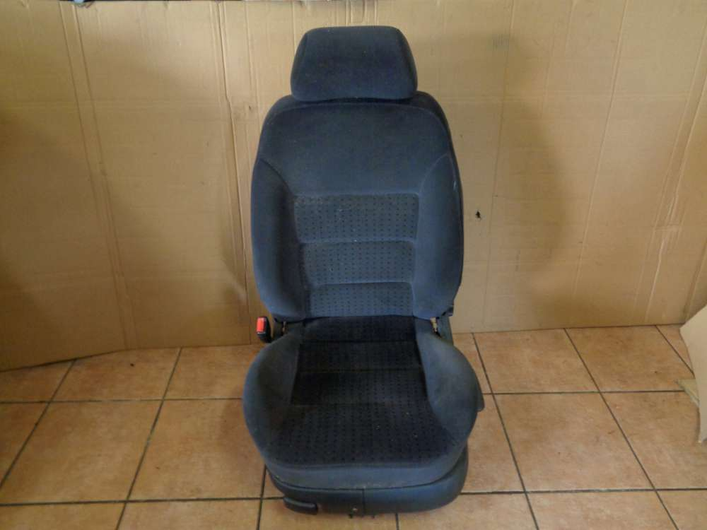 VW Passat 3B Limousine Bj:2000 Sitze Fahrersitz Vorne Links Stoff