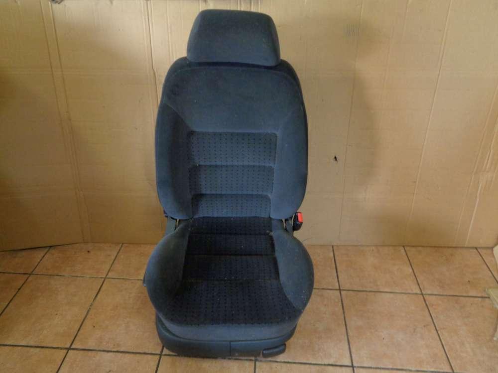 VW Passat 3B Limousine Bj:2000 Sitze Beifahrersitz Vorne Rechts Stoff