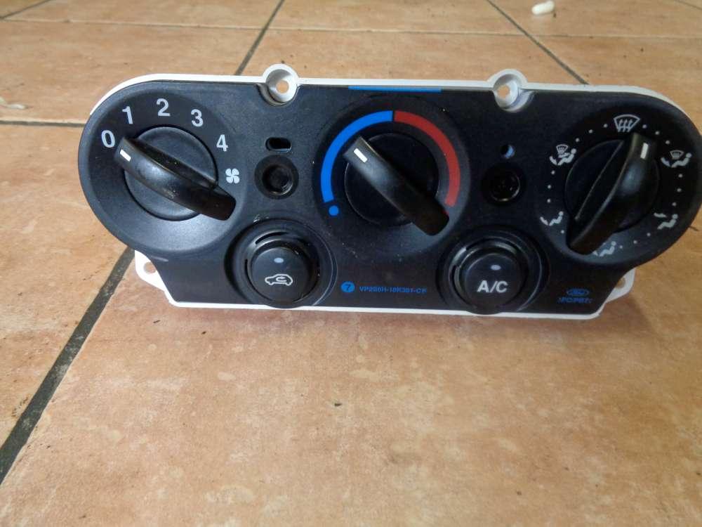 Ford Fusion Bj:2006 Heizungsbedienteil Bedienteil Klima 2S6H19980BF