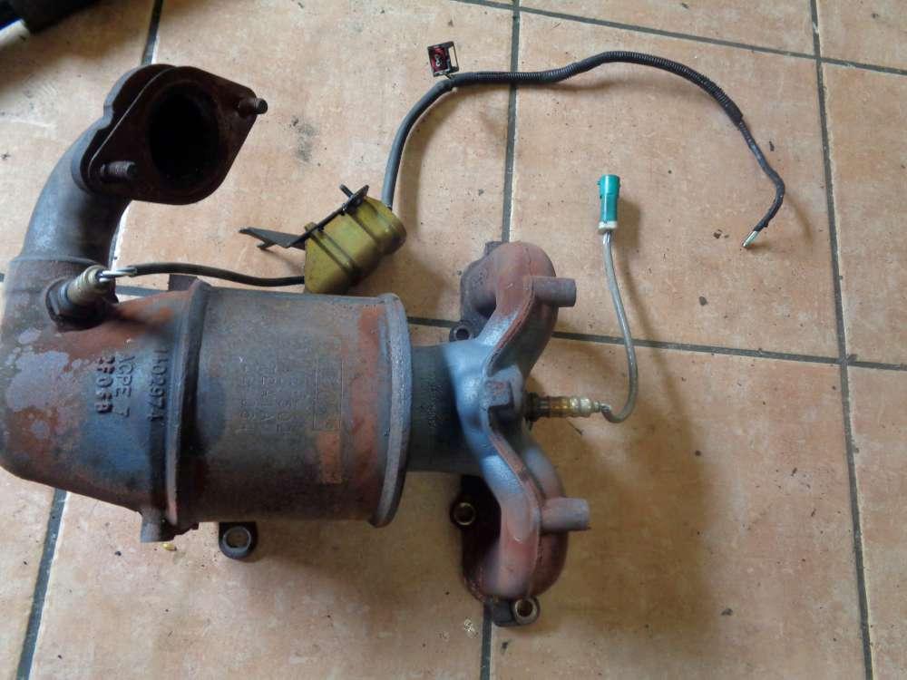 Ford Fusion Katalysator Kat 1402974 4S61-5G282
