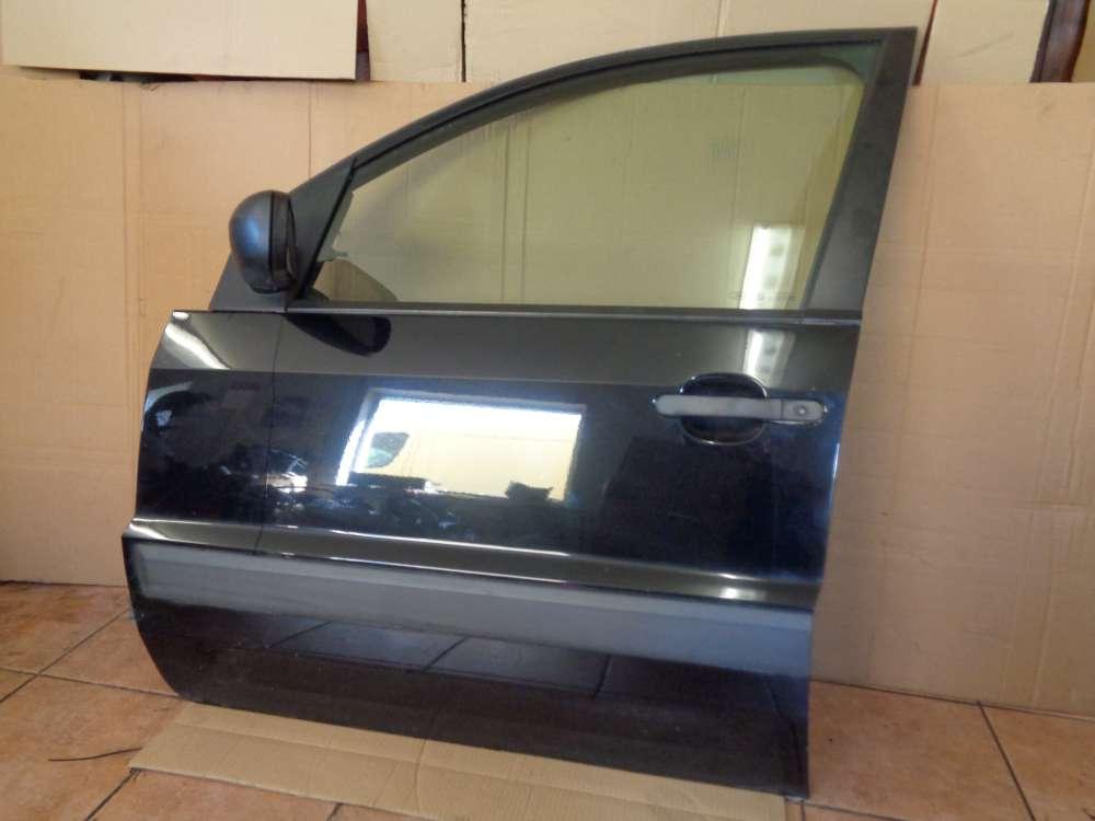 Ford Fusion Bj:2006 Tür Vorne Links Farbe:Schwarz Metallic