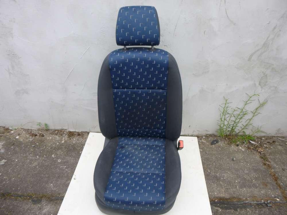 Skoda Octavia Bj: 2002 Beifahrersitz Beifahrer Sitz Vordersitz Sitzheizung V- R