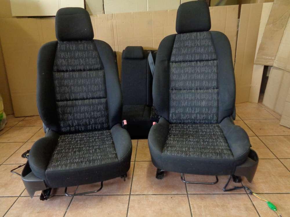 Peugeot 307 Sitze Komplett Innenausstattung Stoff