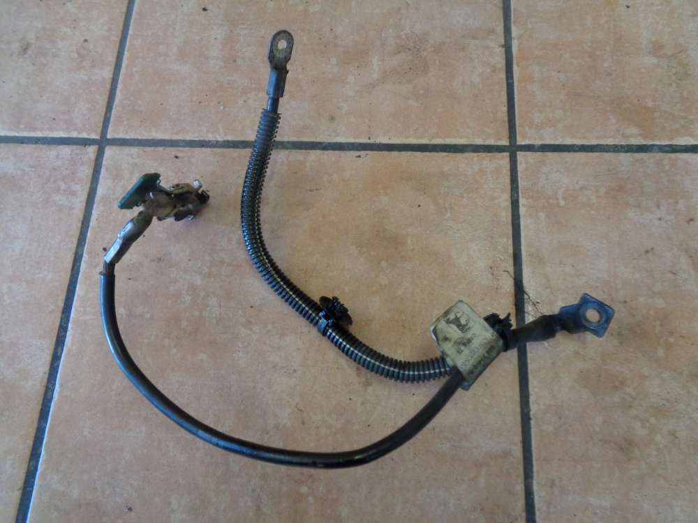 Peugeot 307 RHR Bj:2004 Kabelbaum Kabel Massekabel Batterie 9649940880