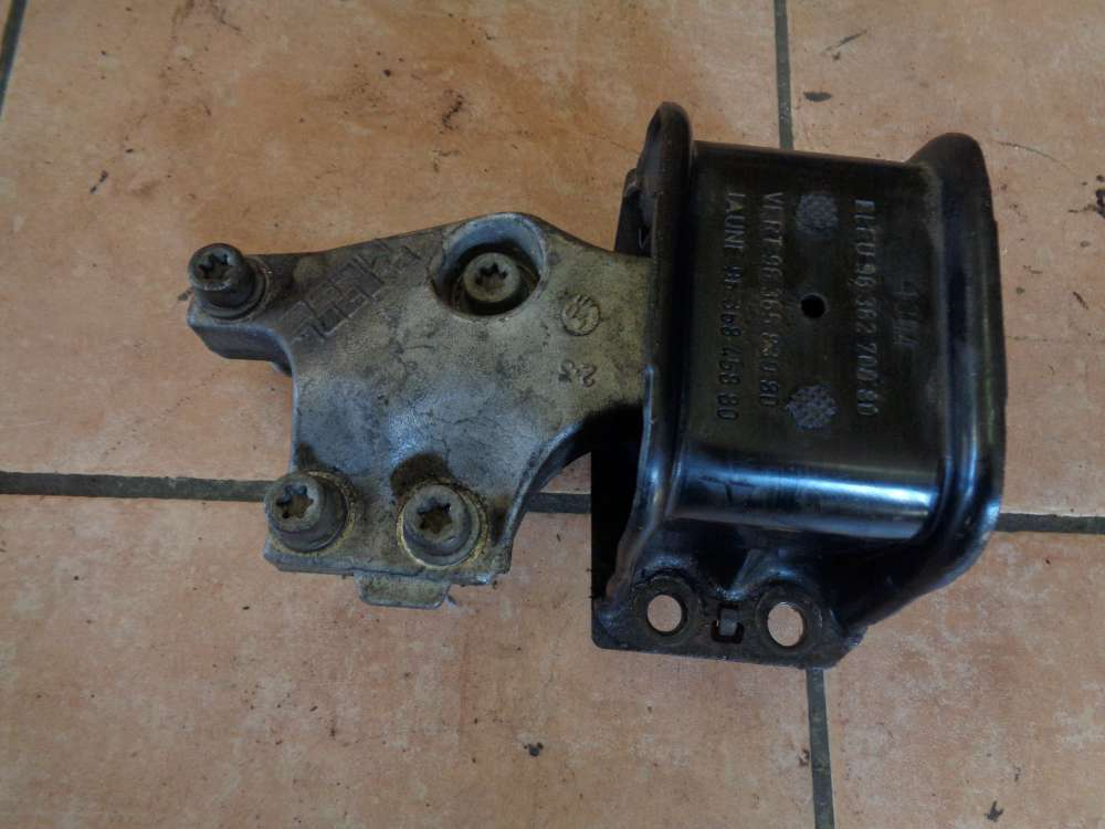 Peugeot 307 Motorlager Motorhalter Rechts 9636845880
