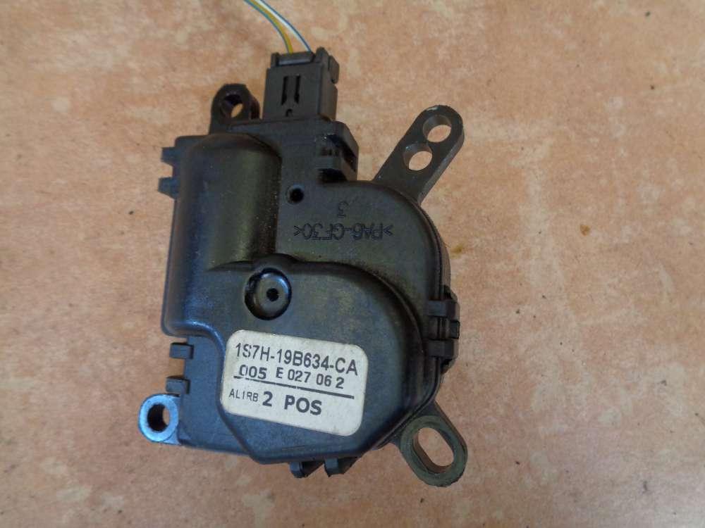 Ford Focus DA3 Bj:06 Stellmotor Lüftung Heizung 1S7H-19B634-CA