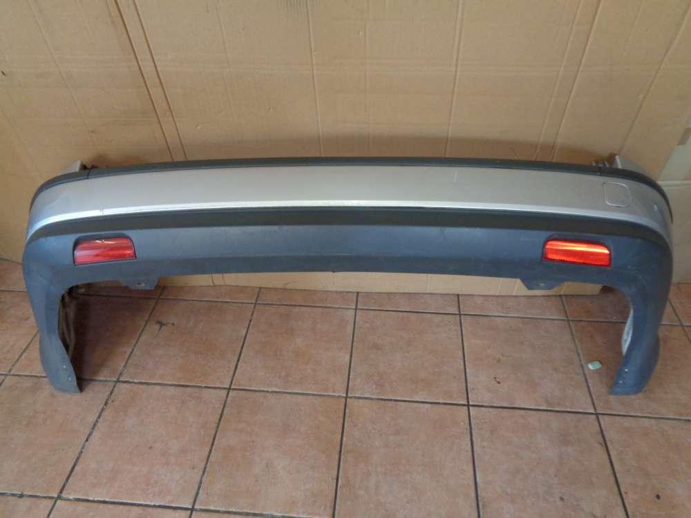 Ford Focus DA3 Bj:06 Stoßstange Hinten Stoßfänger Silber O3 4M51-N17906-AF