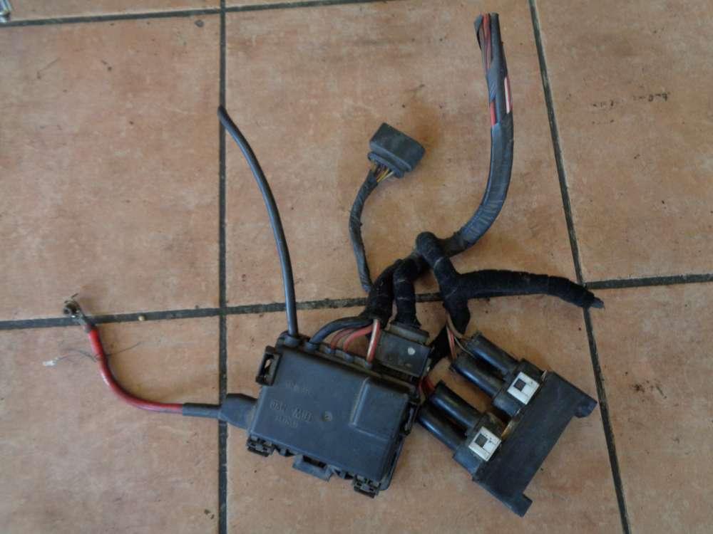 VW Sharan 7M Sicherungskasten Batterie Motorraum 7M3937548