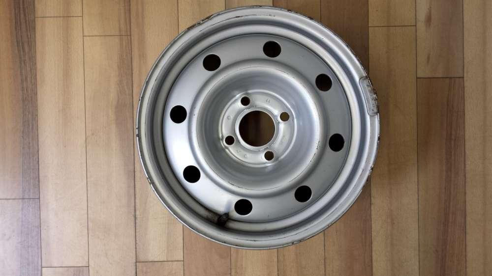 1 x Stahlfelge für Renault Kangoo 5.5Jx14H2  ET:36  2140708  4Loch