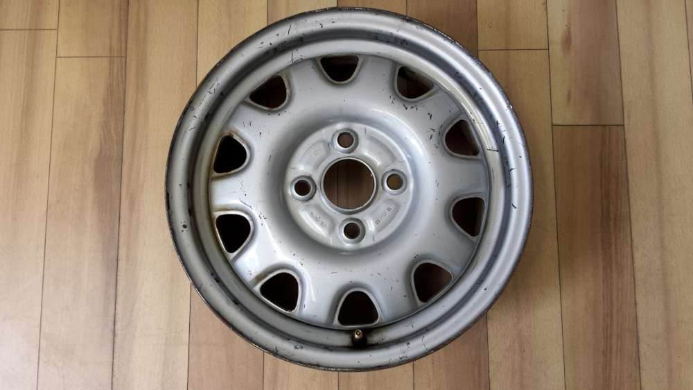 1 x Stahlfelge für Opel Agila  4.5Jx14CH   ET:45  42141014  4Loch