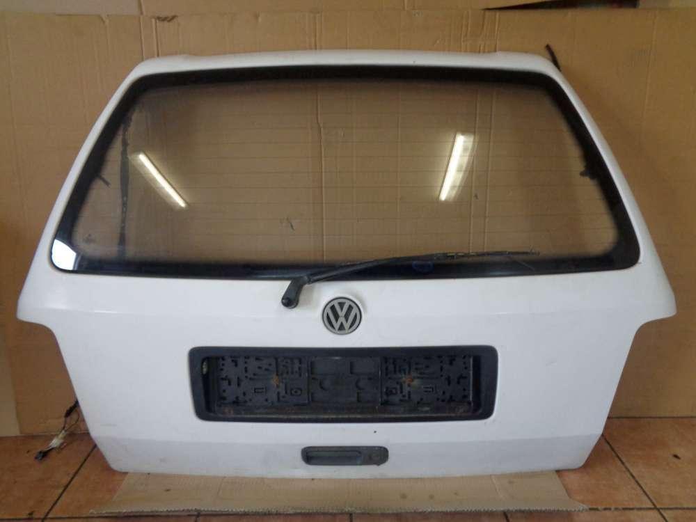 VW Golf 3 Kombi Bj:1994 Kofferraum Heckklappe Weiß Farbecode : LB9A