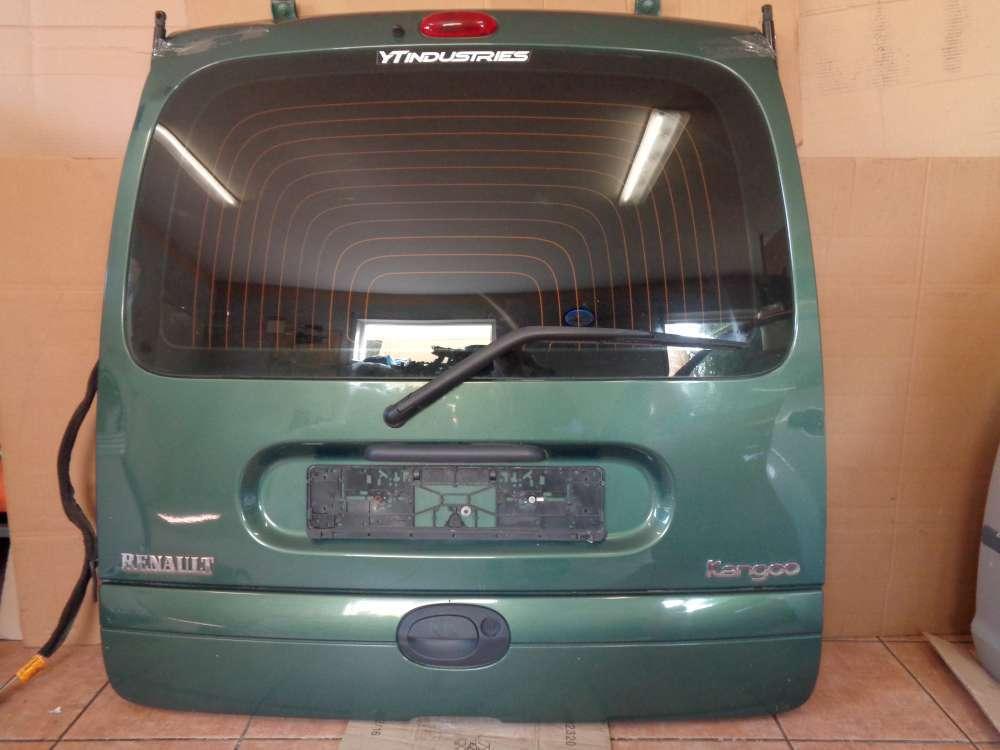 Renault Kangoo KC Heckklappe Kofferraumklappe grün Farbcode : D96