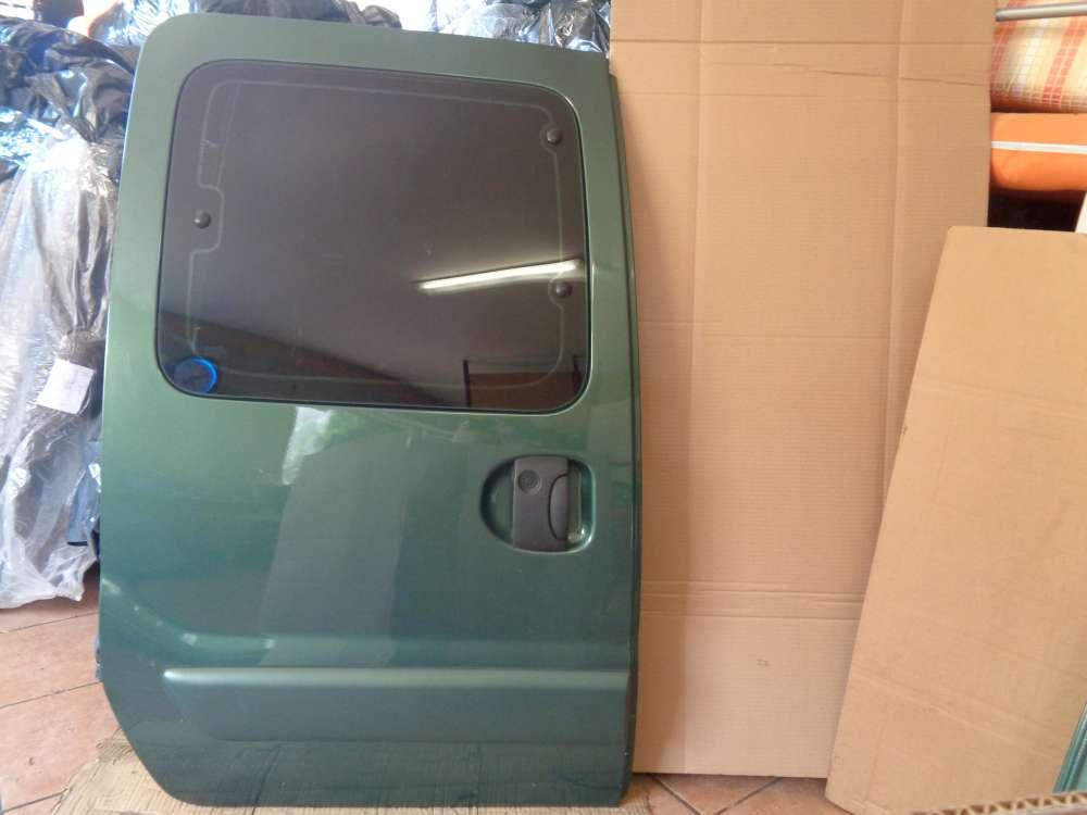 Renault Kangoo KC Tür Hinten Rechts grün Farbcode : D96