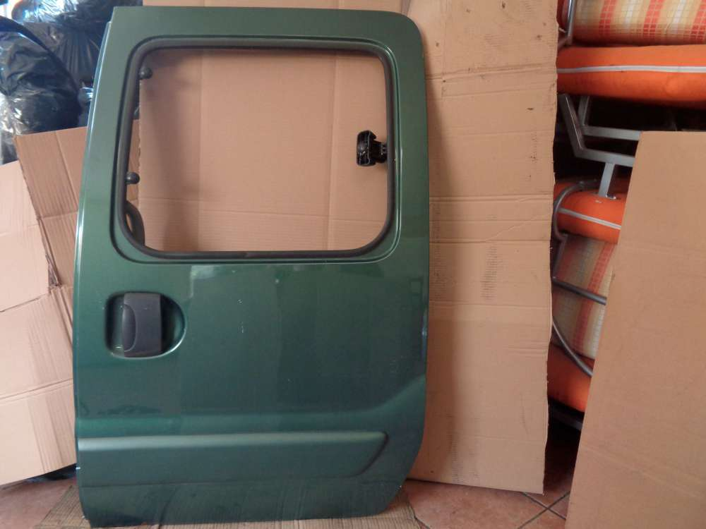 Renault Kangoo KC Tür Hinten Links grün Farbcode : D96