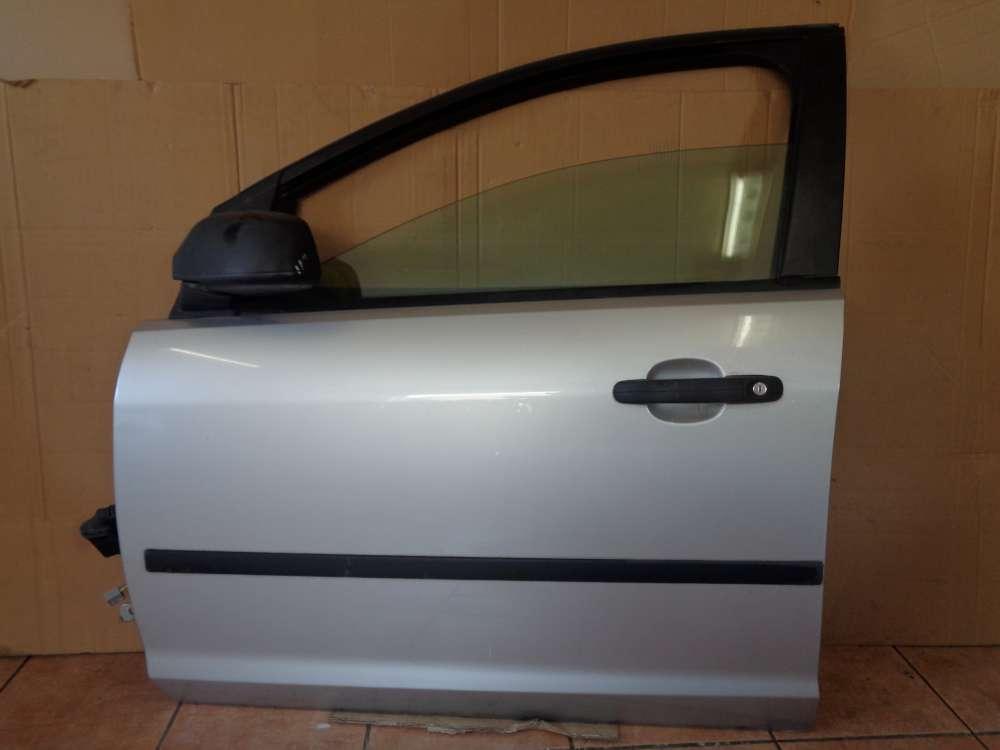 Ford Focus II DA3 Kombi Bj:2006 Tür Vorne Links Grau Farbcode : O3