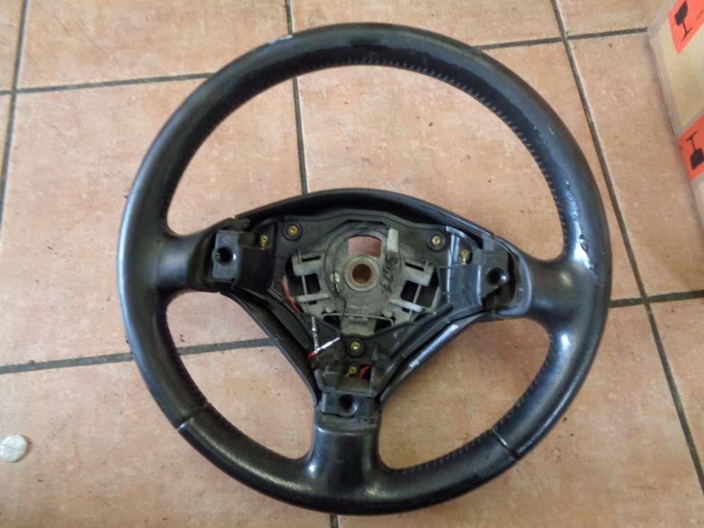 Peugeot 307 RHR Bj:2004 Lenkrad leder 96345023ZR