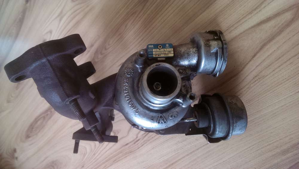 Turbolader Turbo VW, AUDI  038253016NV410  KP39A-007