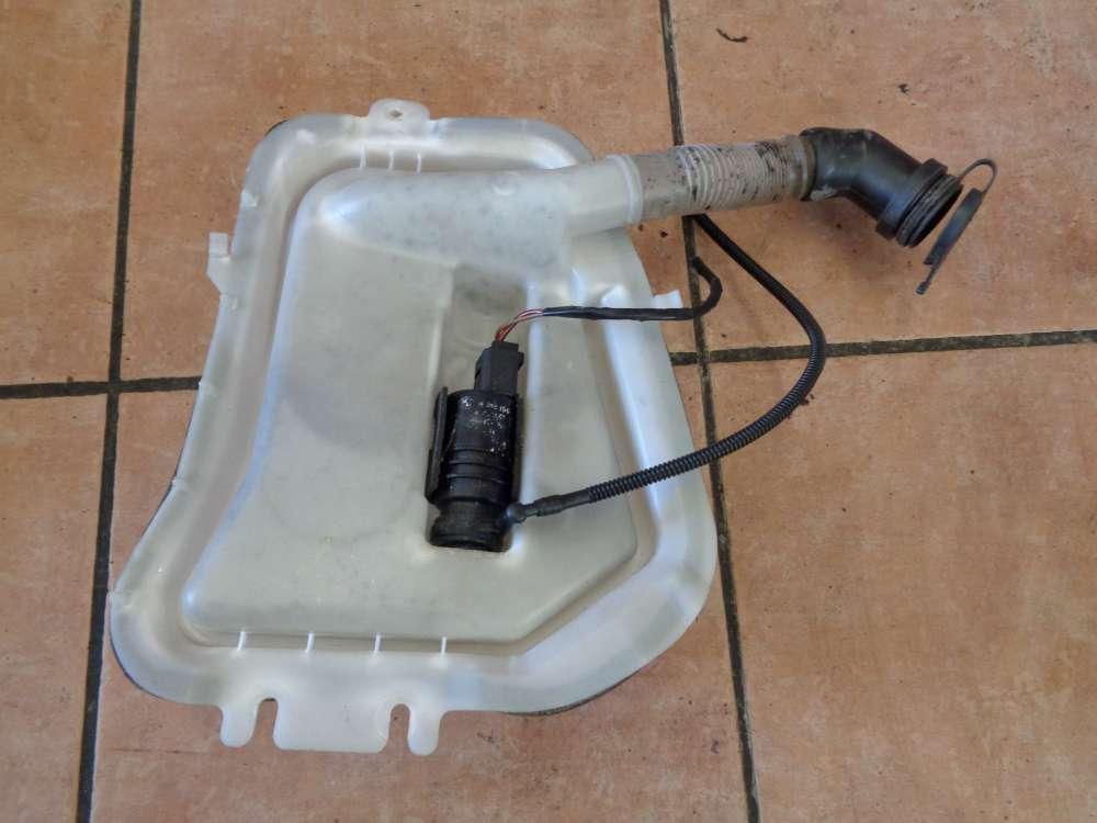 BMW 318i E46 Bj:2000 Waschwasserbehälter mit Pumpe Hinten 8374557