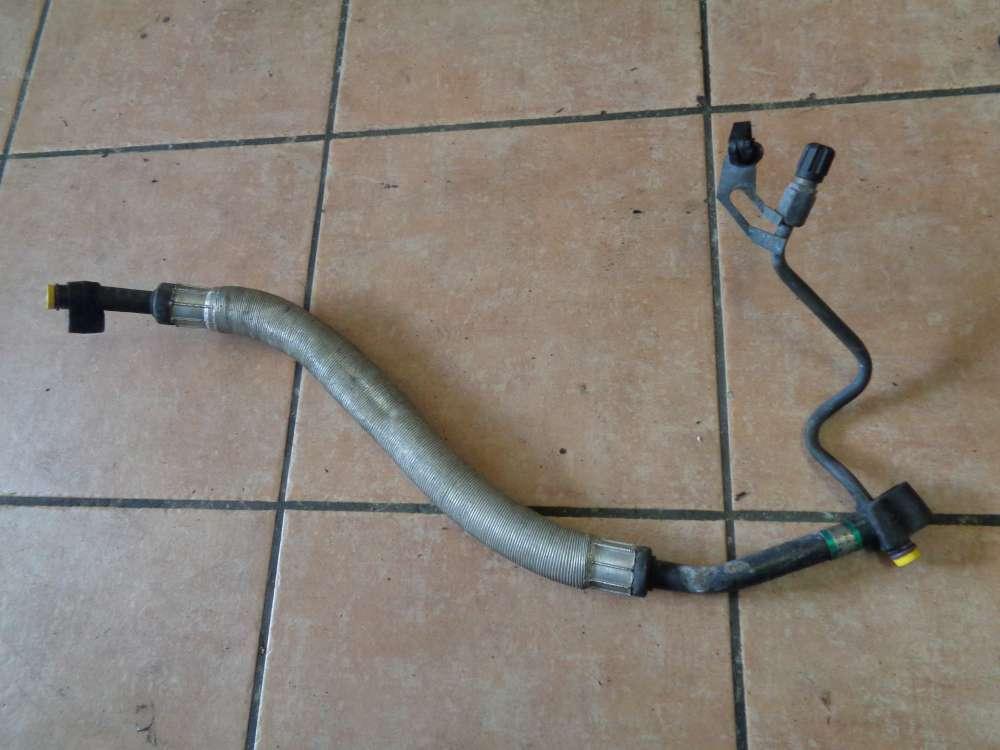 BMW 318i E46 Klimaleitung Klima Leitung Saugleitung 8386842