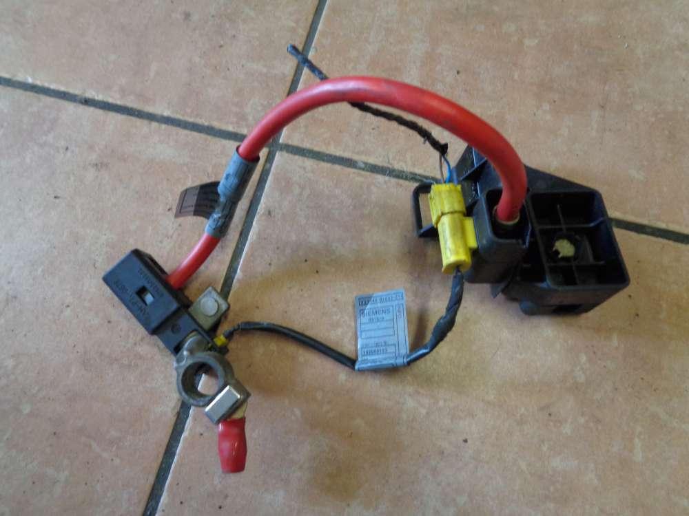 BMW 318i E46 Bj:2000 Kabel Sicherheits 6903948 07622/39030